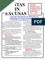 Seminario Ventas Sin Excusas