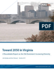 Toward 2050 in Virginia
