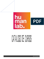 CATALOGO HUMANLAB