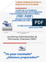 NIIF - NIC 01