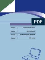 Msi GX 701 notebook manual