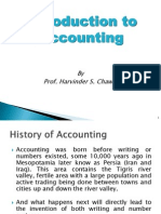 History of Accounting NEW