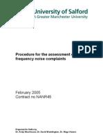 Nanr45 Procedure