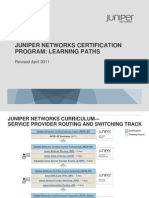 Certification Paths by Credential