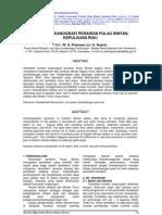 KONDISI OSEANOGRAFI PERAIRAN PULAU BINTAN KEPULAUAN RIAU (FULL ARTICLE)