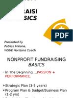 Fundraising Basic