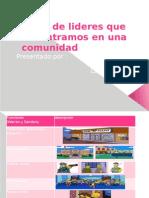 Roles y Tipos de Lideres en Comunidad Expos 051011
