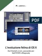 L'Evoluzione Felina Di OS X