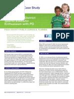 Large District PD Needs - PD 360 Case Study
