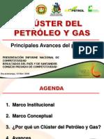 Cluster Petroleo