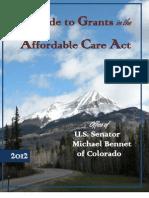Guide to Colorado Grants, FY 2011