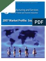 2007 South Korea Market Profile