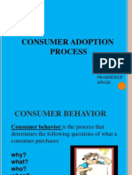Consumer Adoption Process