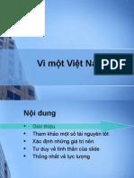Vi Mot Viet Nam