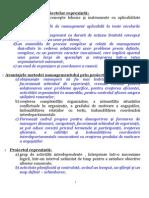 Managementul proiectelor reprezintă