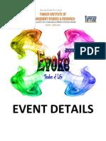 EVOKE2011 Event Details Campaigning
