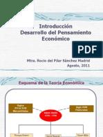 Introducción al pensamiento económico