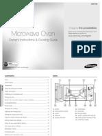 Samsung MW73B Microwave