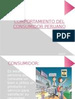 consumidor peruano