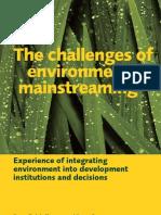 Environmental Mainstreaming