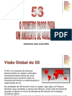 Apresentação 5S 38 slides