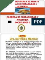 Compañia en nombre colectivo DHL express