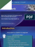 November 5, 2007 - Partner Webcast - Virtual Earth