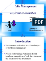 Performance Evaluation by Ramesh