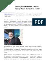 Fabrizio Palenzona, Presidente ADR e Aiscat