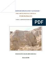 Informe Geologico San Rafael