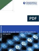 Plain Language Guide ES Complete Draft 081209