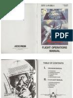 F15 Strike Eagle Manual