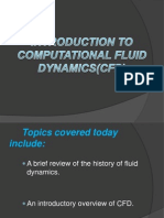 Introduction to Cfd-2011