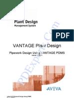 PDMS Pipework Design