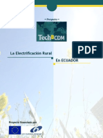 Documentos La Electrificacion Rural en Ecuador d6701fbe
