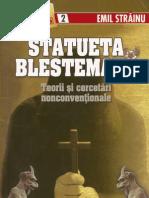 Emil STRĂINU -  Statueta Blestemata