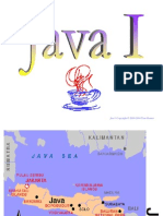 Java I Lecture 1 UPD1