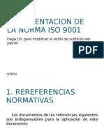 Referencias Normativas Iso 9001_expo