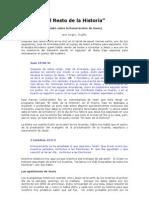 El Resto de la Historia.doc Resurrección