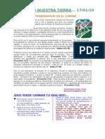 SANANDO NUESTRA TIERRA 10.01