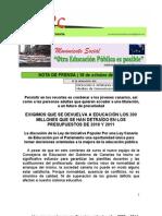 Nota de Prensa 181011_ILP