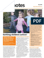 Getting Children Active