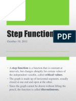 Functions - Teacher Copy - Greatest Integer