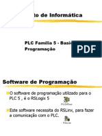 PLC5-básico Programação