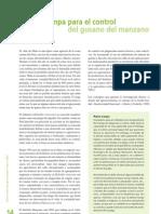 Planta Trampa Para El Control Del Gusano Del Manzano