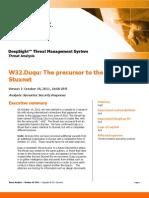 W32Duqu