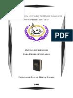 Manual de Sermones Para Lideres Familiares_2011