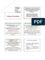 Being-Probability-handout