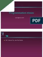 Programmation  réseau
