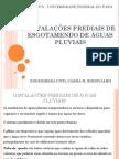 Instalações prediais de esgotamento de águas pluviais_Cássia